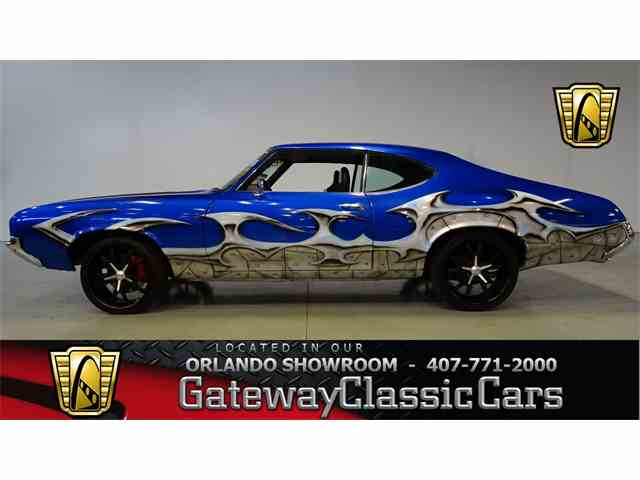 1971 Oldsmobile Cutlass | 951188