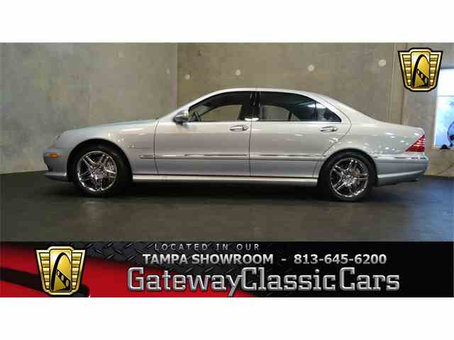 2004 Mercedes-Benz S55 | 951198