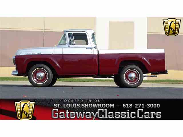 1958 Ford F100 | 951202