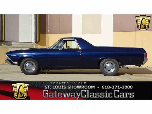 1969 Chevrolet El Camino | 951204