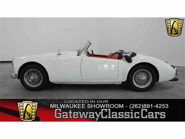 1962 MG MGA | 951206