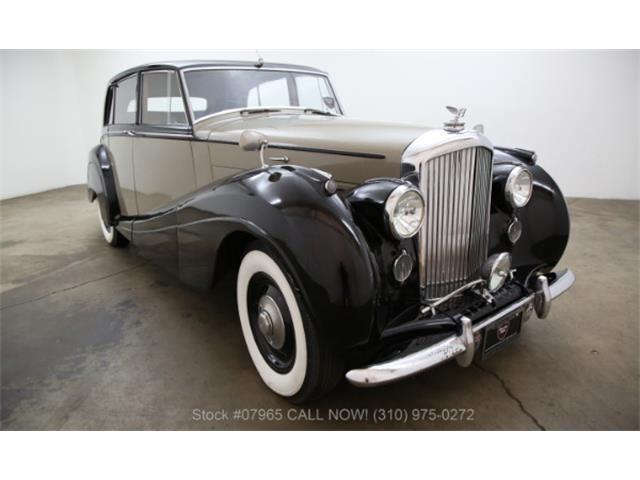 1949 Bentley Mark IV | 950121
