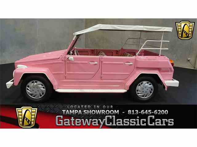 1974 Volkswagen Thing | 951212