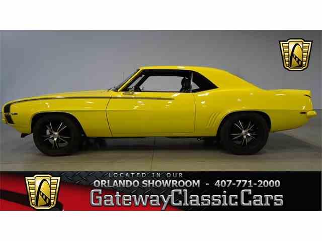 1969 Chevrolet Camaro | 951219