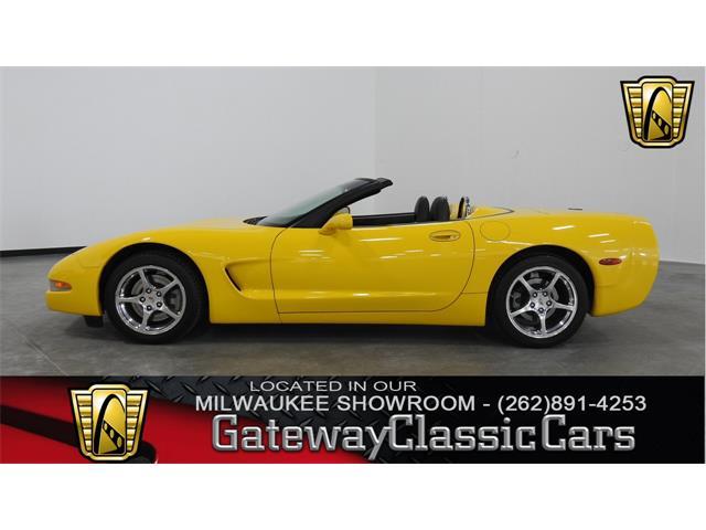 2000 Chevrolet Corvette   951222