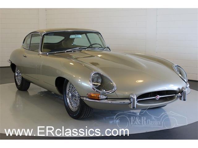 1963 Jaguar E-Type   950123