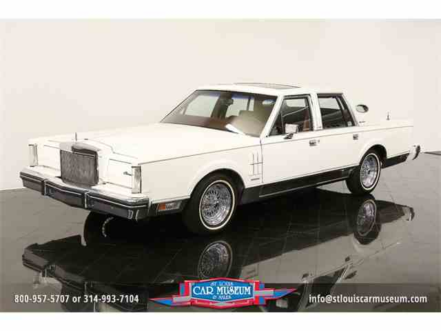 1983 Lincoln Continental Mark VI Signature Series | 950124