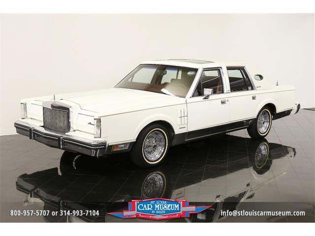 1983 Lincoln Continental Mark VI Signature Series | 950124
