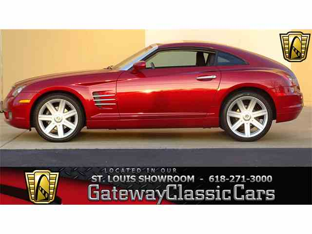 2004 Chrysler Crossfire | 951242