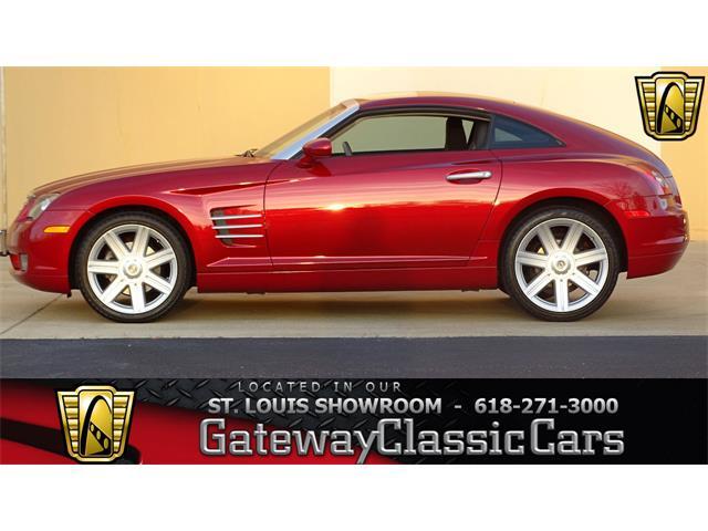 2004 Chrysler Crossfire   951242