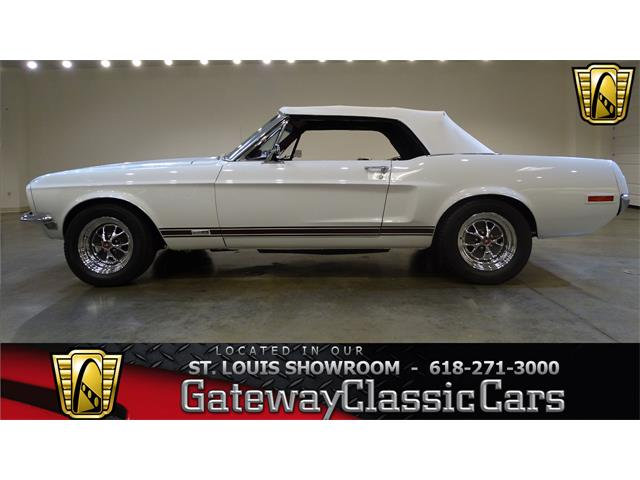 1968 Ford Mustang | 951243