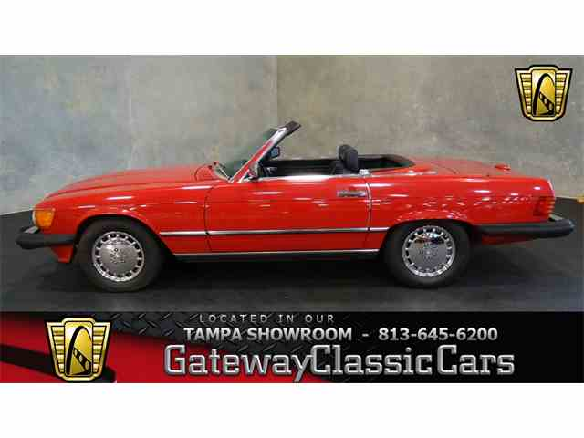 1988 Mercedes-Benz 560SL | 951247