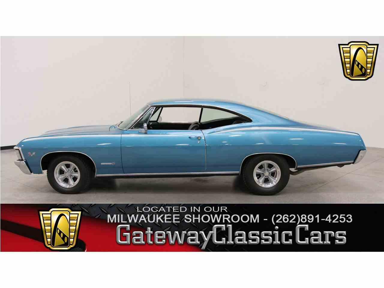 1967 Chevrolet Impala for Sale | ClassicCars.com | CC-951262