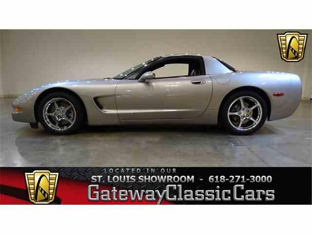 2000 Chevrolet Corvette | 951263