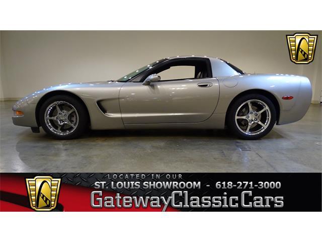 2000 Chevrolet Corvette   951263