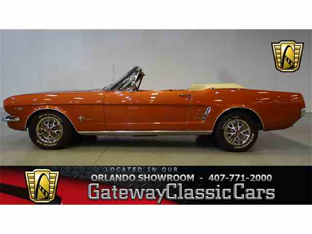 1966 Ford Mustang | 951267