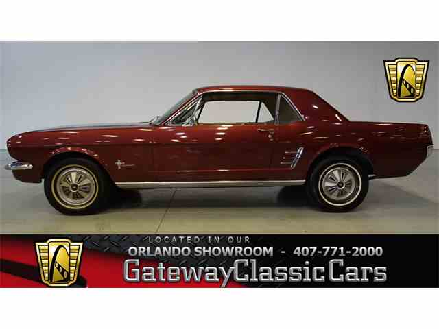 1966 Ford Mustang | 951268