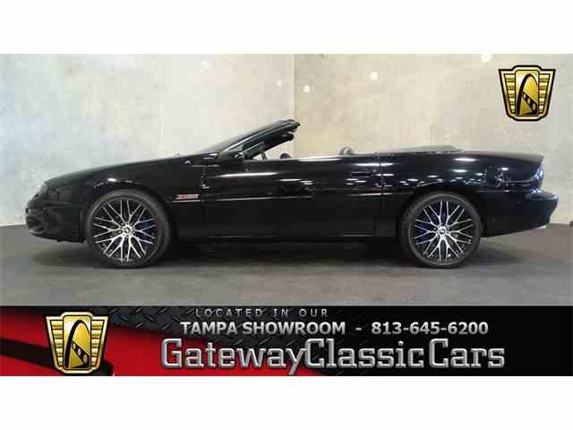 2002 Chevrolet Camaro | 951269