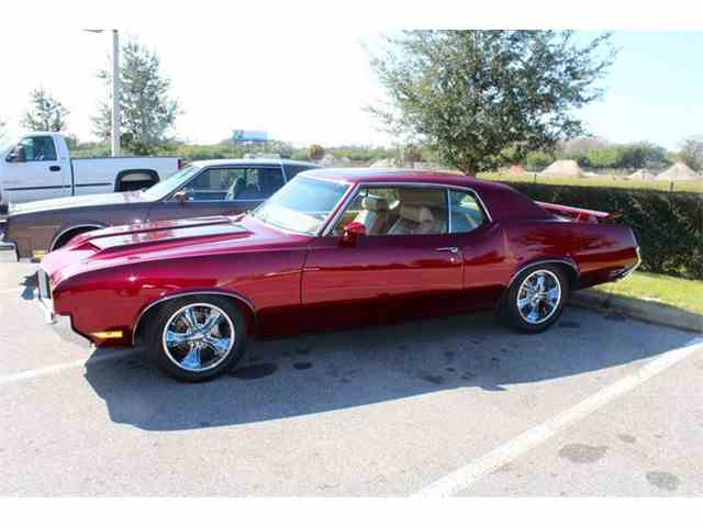 1972 Oldsmobile Cutlass | 950127