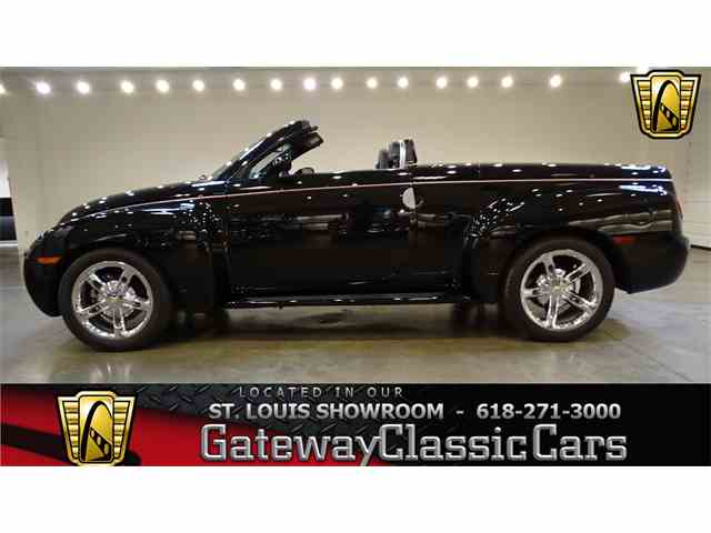 2005 Chevrolet SSR | 951286