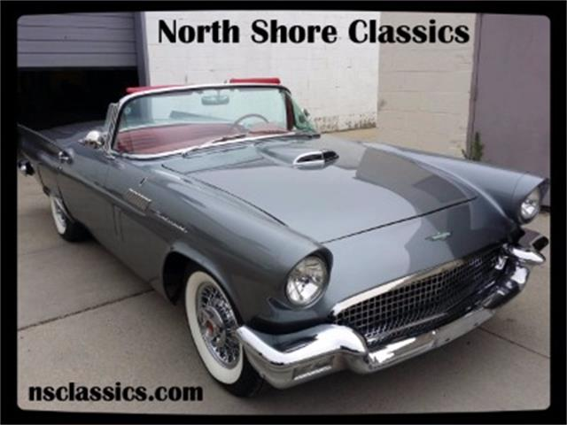 1957 Ford Thunderbird | 950129