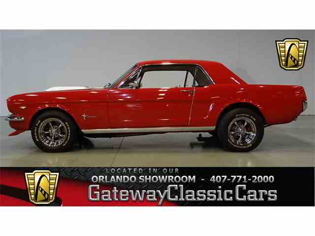 1966 Ford Mustang | 951296