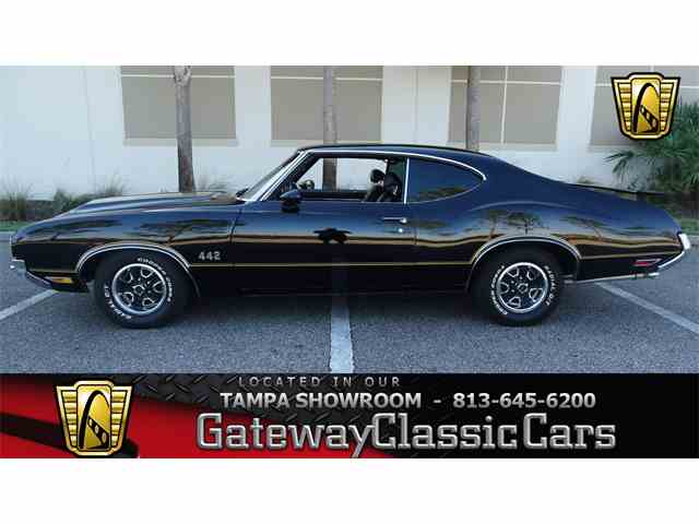 1972 Oldsmobile Cutlass | 951298