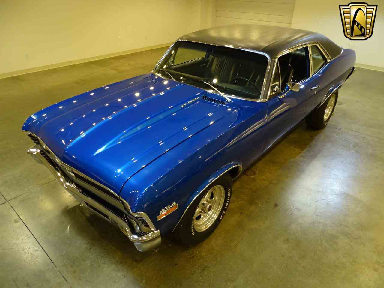 Large Picture of '71 Nova - KE13