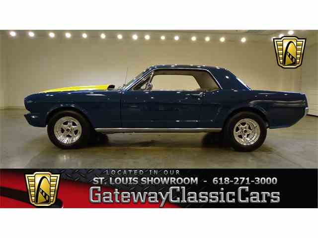 1966 Ford Mustang | 951312