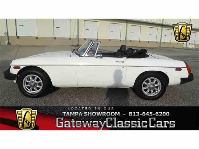1977 MG MGB | 951320