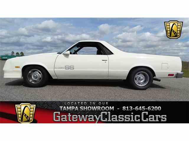 1987 Chevrolet El Camino | 951331