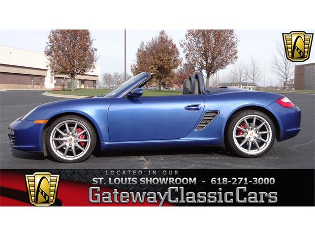 2006 Porsche Boxster   951338
