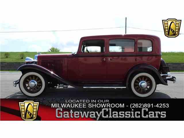1932 Dodge Sedan | 951342