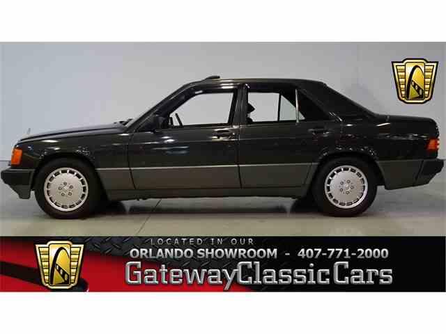 1990 Mercedes-Benz 190E | 951346