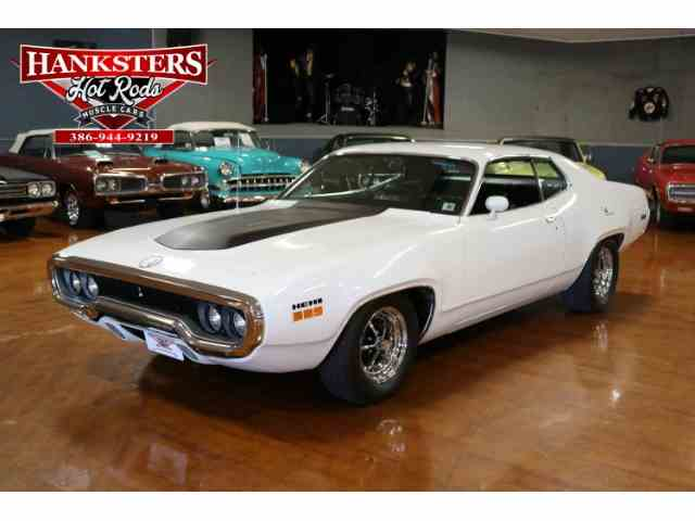 1971 Plymouth Road Runner   950135