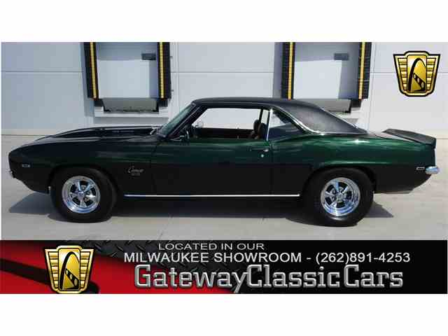 1969 Chevrolet Camaro | 951350