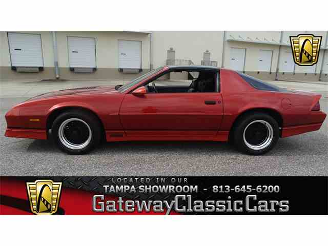 Classifieds For 1988 Chevrolet Camaro 13 Available