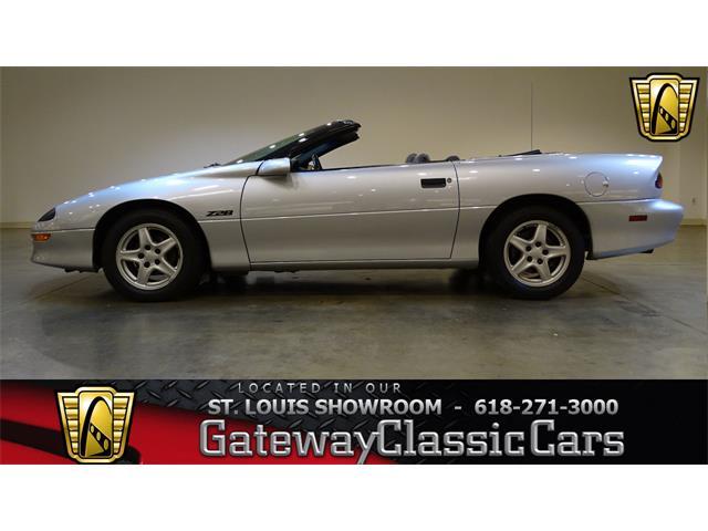 1997 Chevrolet Camaro   951362