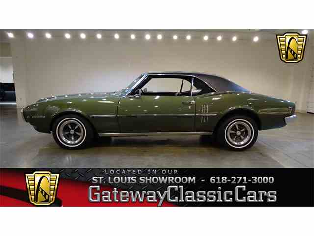 1968 Pontiac Firebird | 951363