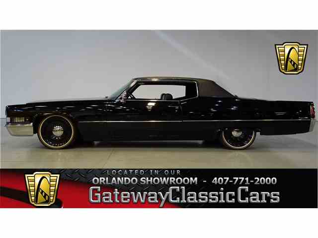 1970 Cadillac Coupe DeVille | 951371