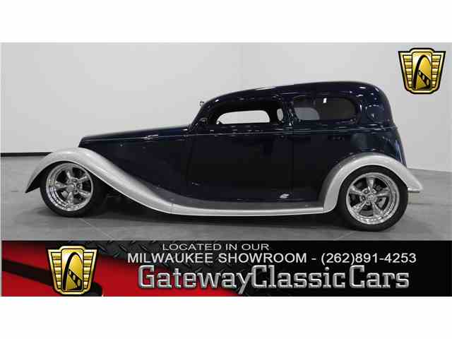 1933 Ford Vicky | 951376