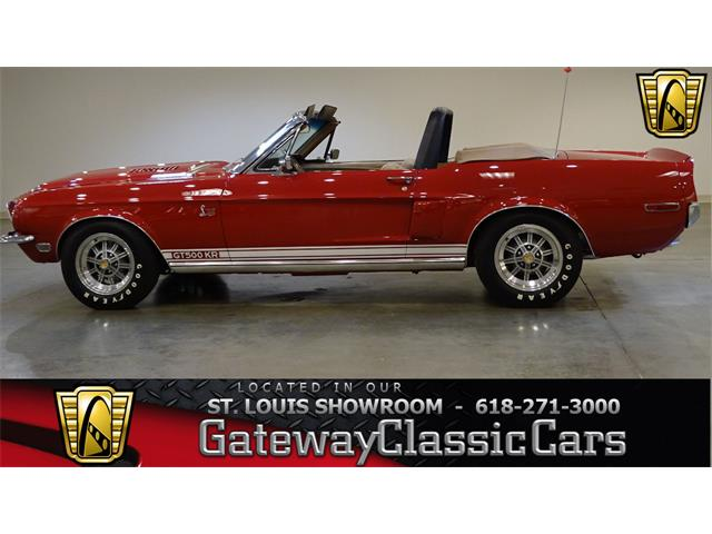 1968 Ford Mustang | 951380