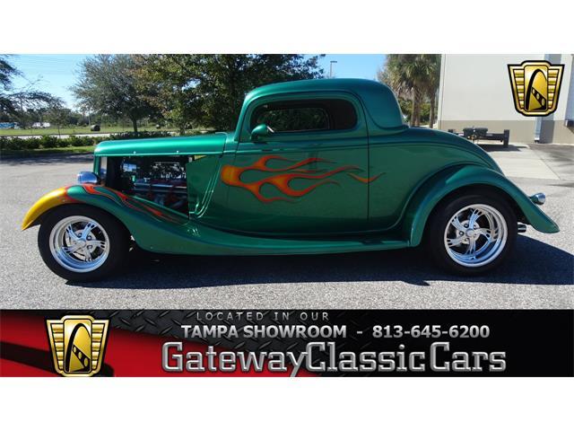 1933 Ford 3 Window   951384
