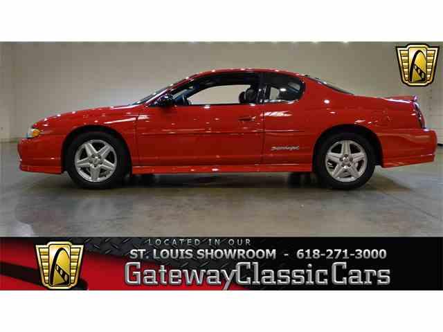 2004 Chevrolet Monte Carlo | 951385