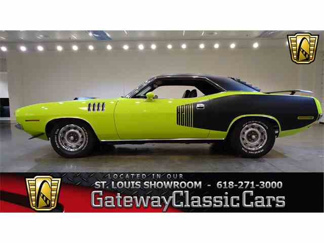 1971 Plymouth Barracuda | 951386