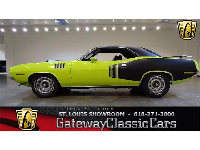 1971 Plymouth Barracuda   951386