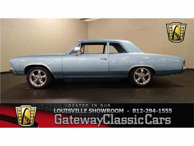 1967 Chevrolet Chevelle | 951442