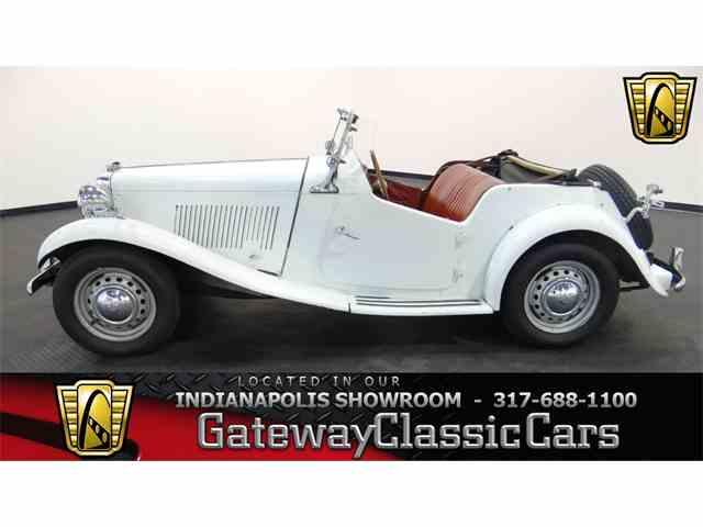 1953 MG TD | 951446