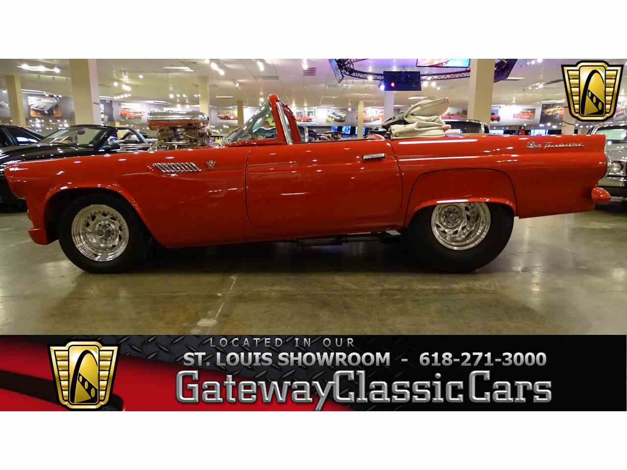 Large Picture of '55 Thunderbird - KE56