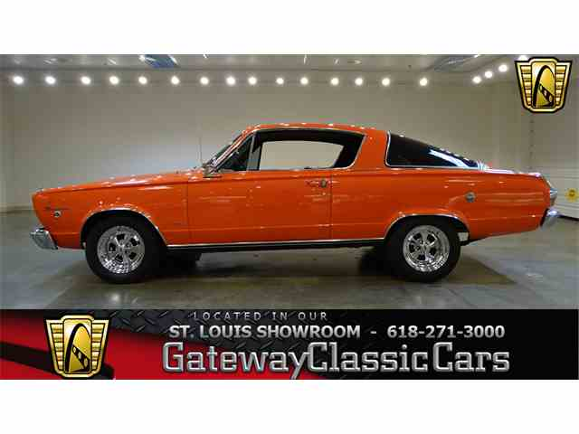 1966 Plymouth Barracuda | 951462